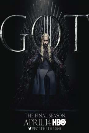 Capa Game of Thrones - 8ª Temporada