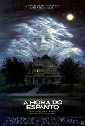 Capa A Hora do Espanto - 1985 Fright Night