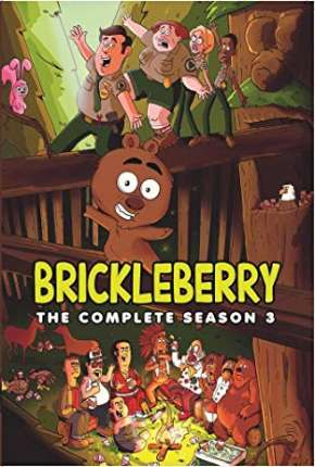 Brickleberry - 3ª Temporada