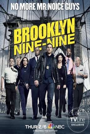 Brooklyn Nine-Nine - 7ª Temporada Legendada