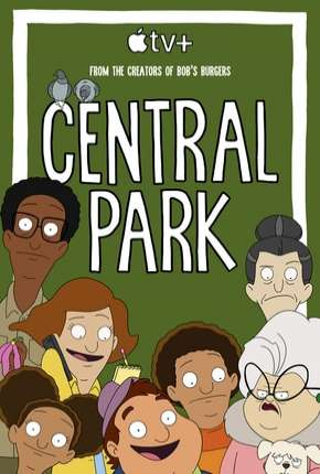 Central Park - 1ª Temporada - Legendado