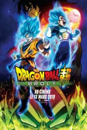 Filme Dragon Ball Super - Broly
