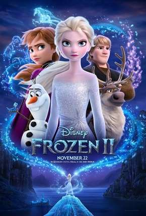 Frozen 2 - CAM - Legendado