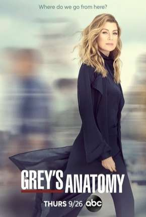 A Anatomia de Grey - Greys Anatomy - 16ª Temporada Legendada