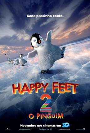 Happy Feet - O Pinguim 2 BluRay