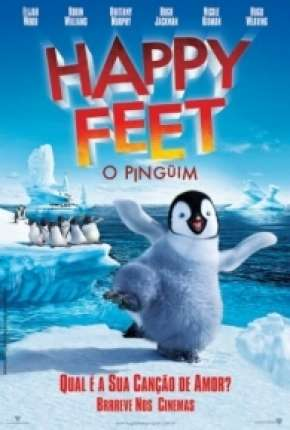 Happy Feet - O Pinguim BluRay