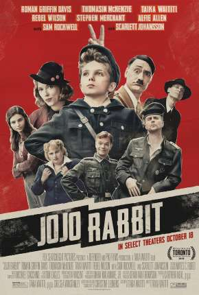 Jojo Rabbit - Legendado DVDscr
