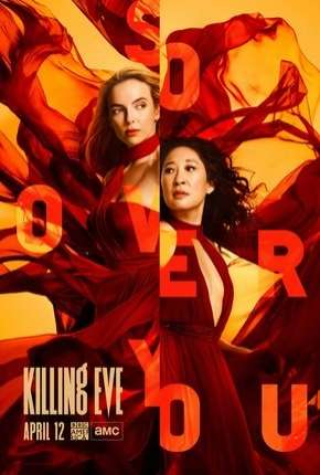 Killing Eve - Dupla Obsessão - 3ª Temporada Legendada