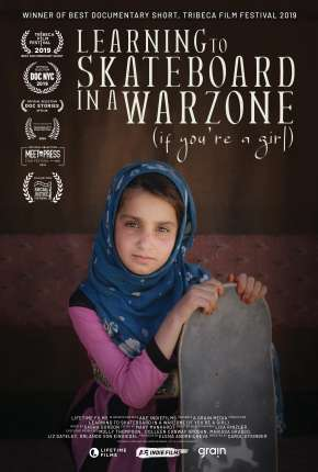 Learning to Skateboard in a Warzone - If Youre a Girl - Legendado
