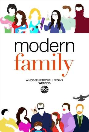 Modern Family - 11ª Temporada Legendada