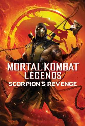 Mortal Kombat Legends - A Vingança de Scorpion - Legendado