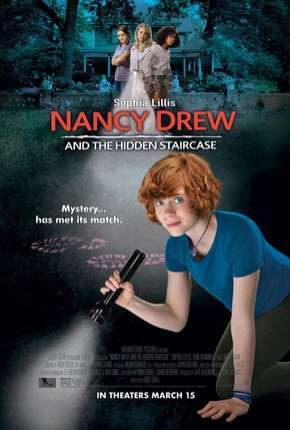 Nancy Drew e a Escada Secreta BluRay