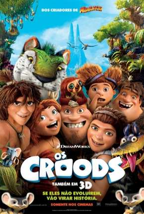 Os Croods - The Croods