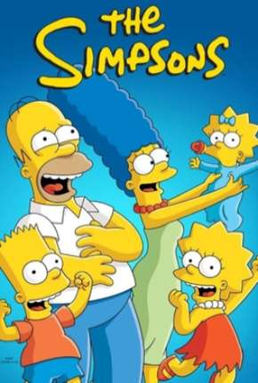 Capa Os Simpsons - 31ª temporada - Legendado