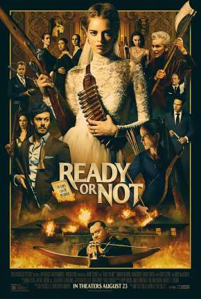 Ready or Not - CAM - Legendado