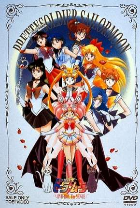 Sailor Moon - A Promessa da Rosa