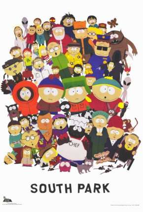 Capa South Park - 23ª Temporada