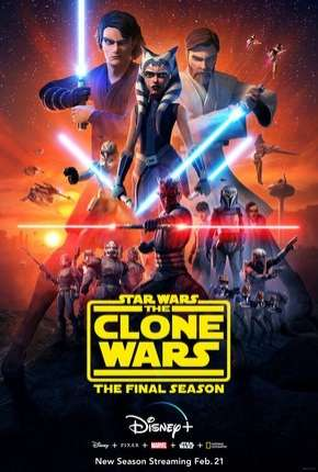 Star Wars - The Clone Wars - 7ª Temporada