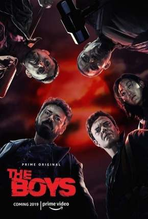 The Boys - 1ª Temporada Amazon