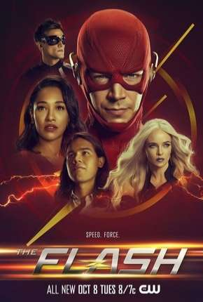 Capa The Flash - 6ª Temporada Legendada