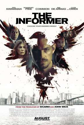 The Informer - CAM - Legendado