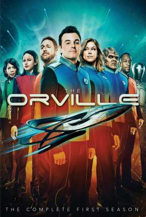 The Orville - 1ª Temporada Completa