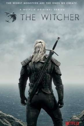 Capa The Witcher - Completa