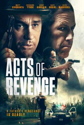 Capa Acts of Revenge - Legendado