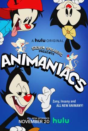Animaniacs - 1ª Temporada Completa - Legendado