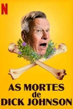Capa As Mortes de Dick Johnson