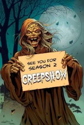 Capa Creepshow - 2ª Temporada Legendada