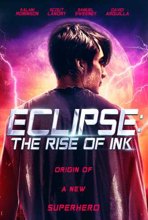 Capa Eclipse - The Rise of Ink - Legendado
