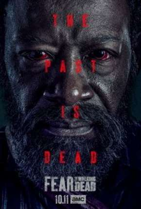 Capa Fear the Walking Dead - 6ª Temporada