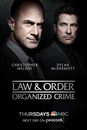 Law e Order - Organized Crime - 1ª Temporada Legendada