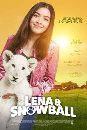 Capa Lena and Snowball - Legendado