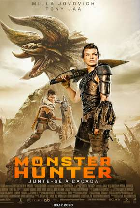 Monster Hunter - CAM - Legendado