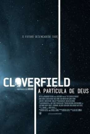 Capa O Paradoxo Cloverfield - The Cloverfield Paradox
