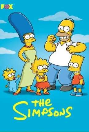 Capa Os Simpsons - 32ª Temporada - Legendado