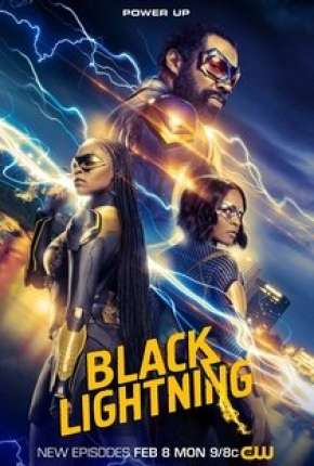 Raio Negro - Black Lightning 4ª Temporada Legendada