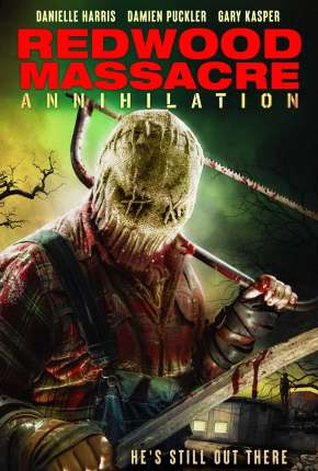 Redwood Massacre - Annihilation - Legendado