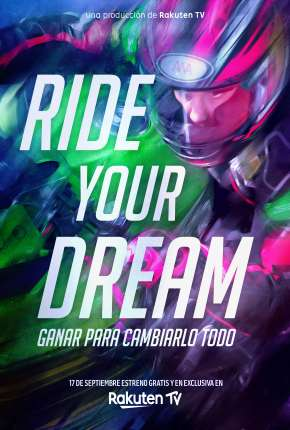 Capa Ride Your Dream - Legendado