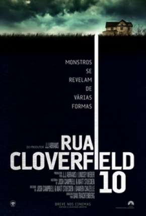 Rua Cloverfield, 10 BluRay