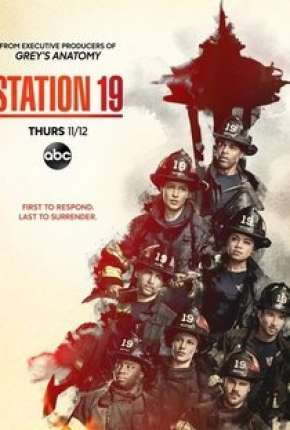 Capa Station 19 - 4ª Temporada