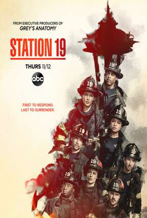 Capa Station 19 - 4ª Temporada Legendada