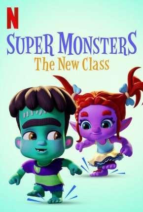 Capa Super Monsters - The New Class