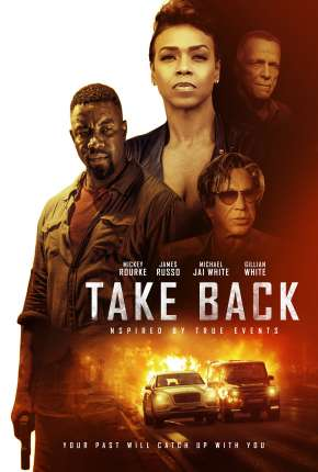 Capa Take Back - Legendado