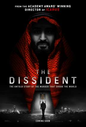 Capa The Dissident - Legendado