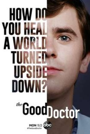 Capa The Good Doctor - O Bom Doutor 4ª Temporada Legendada