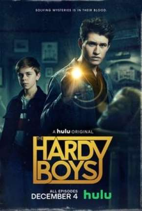 Capa The Hardy Boys - 1ª Temporada Completa Legendada