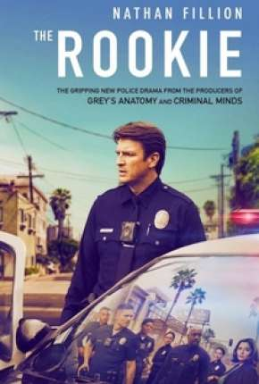Capa The Rookie - 2ª Temporada